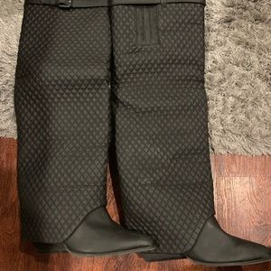 Jeffrey Campbell Quilted Boots
